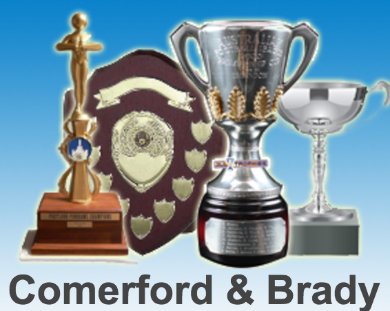 We are suppliers of Trophies,  Cups, Medals and Awards